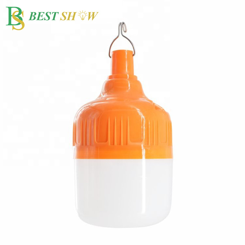 Details about  /Multifunction Light For Outdoor 20W//40W//60W Portable Camping Emergency LED Lamp