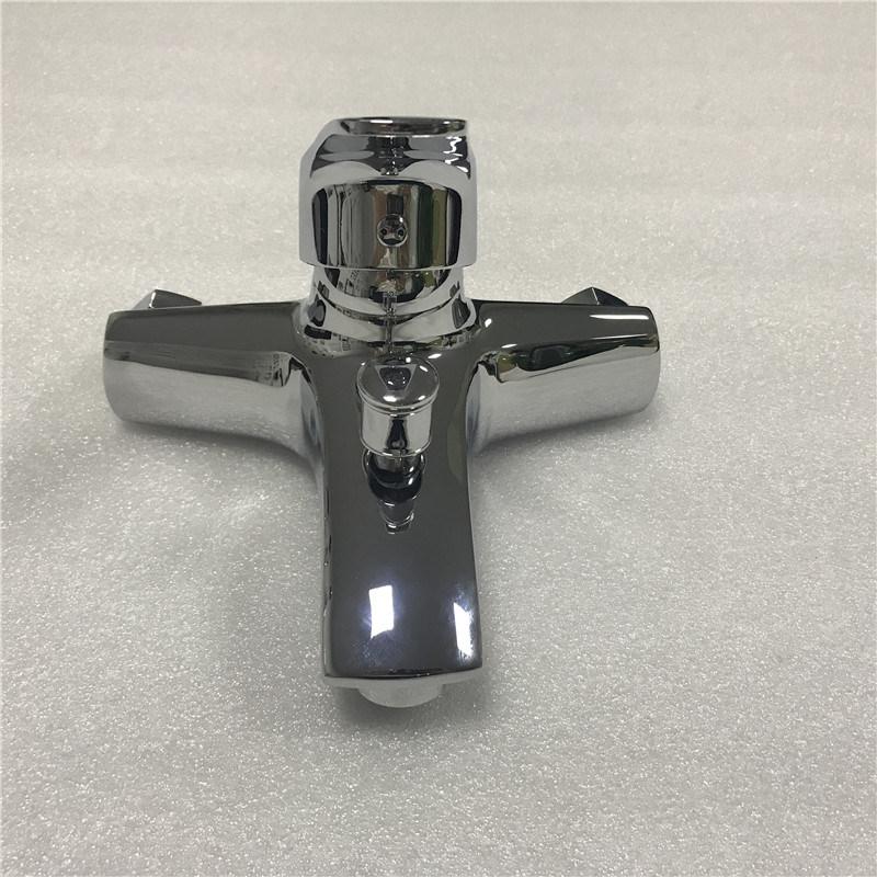 China Sanitary Ware Bathroom Chrome Brass Shower Mixer (015-31 ...