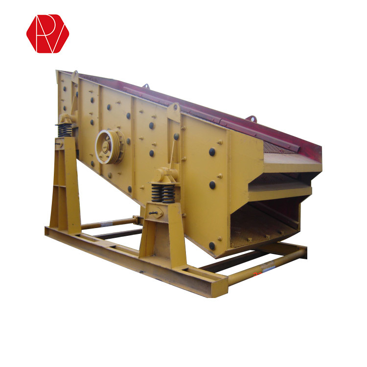 [Hot Item] 4 Deck Sand Vibrating Sieve Machine for Sale