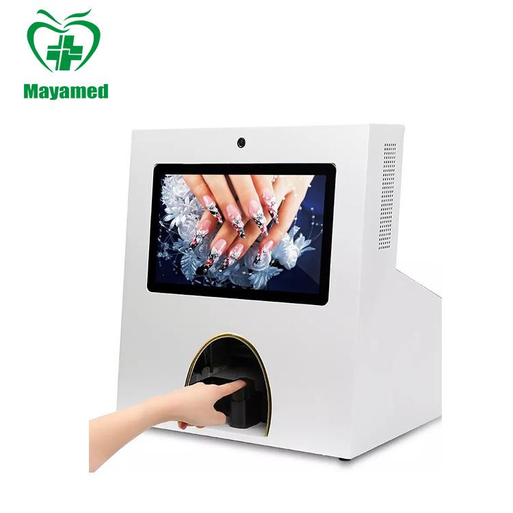 Nail Art Printer: China Newest My-S113A Portable Smart Digital Nail Art