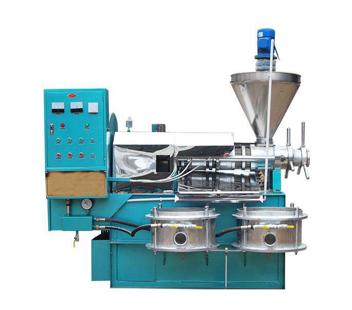 [Hot Item] Automatic Peanut Oil Extraction Machine for Small Business Use