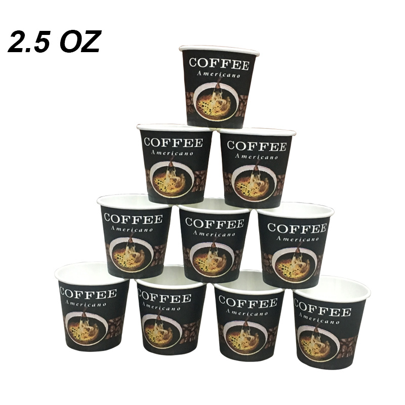 China 2 5oz Paper Cup Single Wall Disposable For Coffee China 2 5oz Paper Cup And 2 5oz Coffee Cups Price