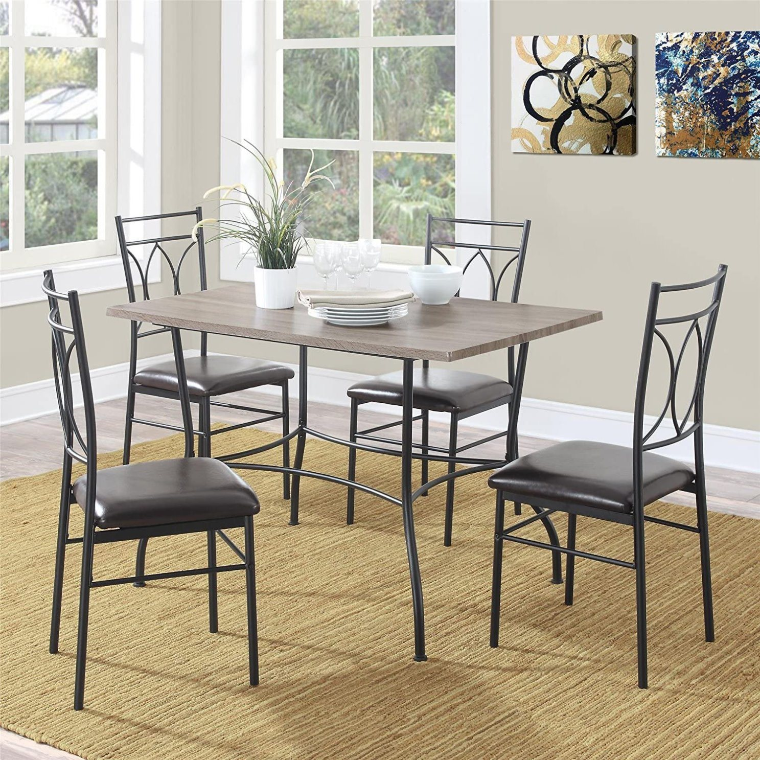 China Wholesale Factory Direct Dining Room Sets China Dining Table Set Dining Table