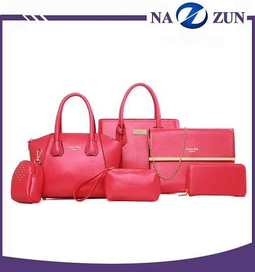 China 2017 Most Popular Fashion Designer Women Leather Handbags Custom Logo Ladies Purses And Handbags China Ladies Purses And Handbags And Women Leather Handbags Price