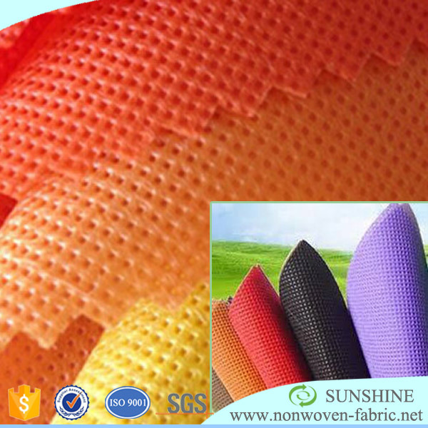 2017 Hot Sell PP Spunbond Non Woven Fabric From China Manufacturer pictures & photos