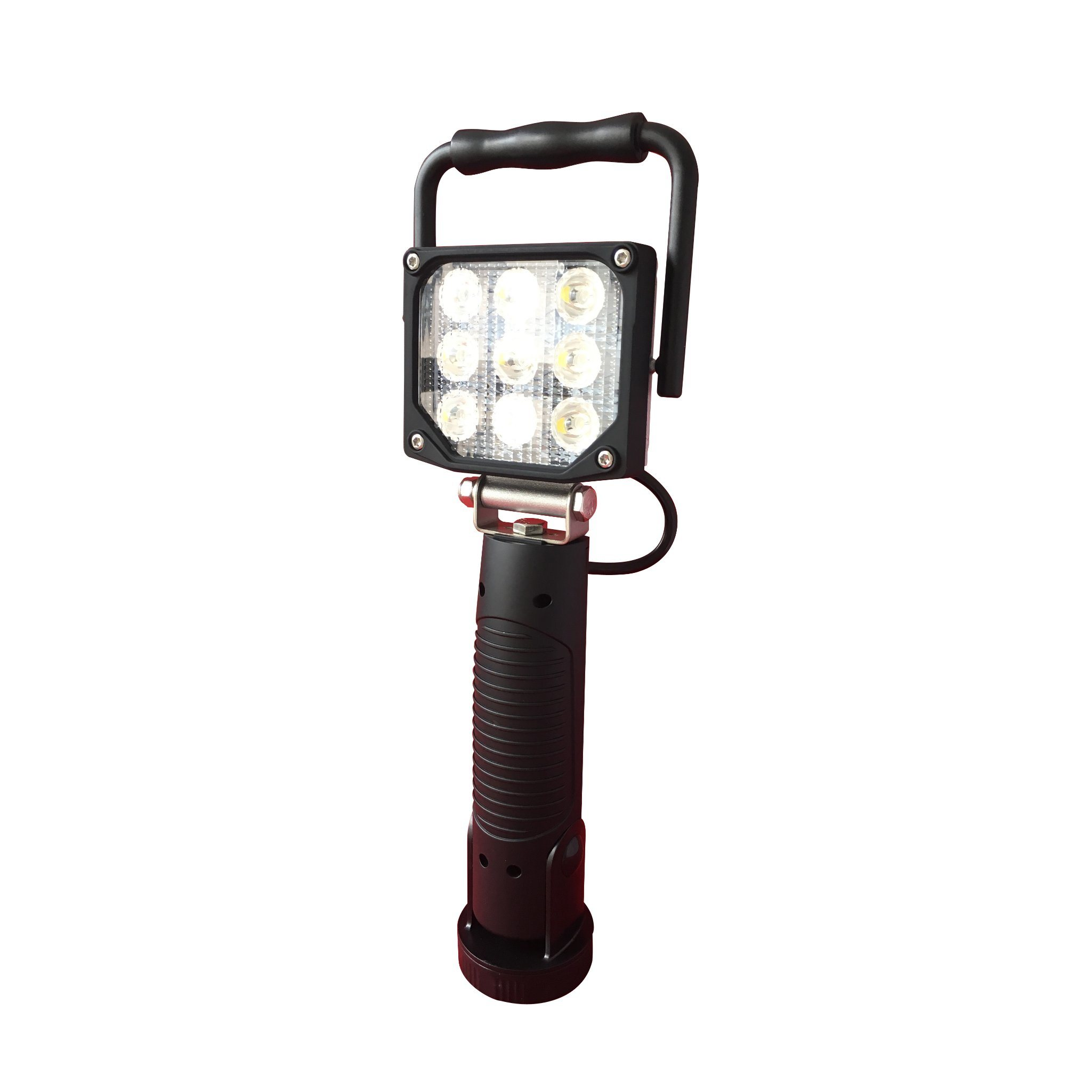 products task rechargeable work watt light led cob