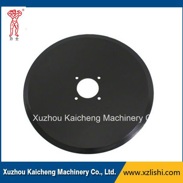 Flat Disc Plough Disc Blade Seeder Spare Parts