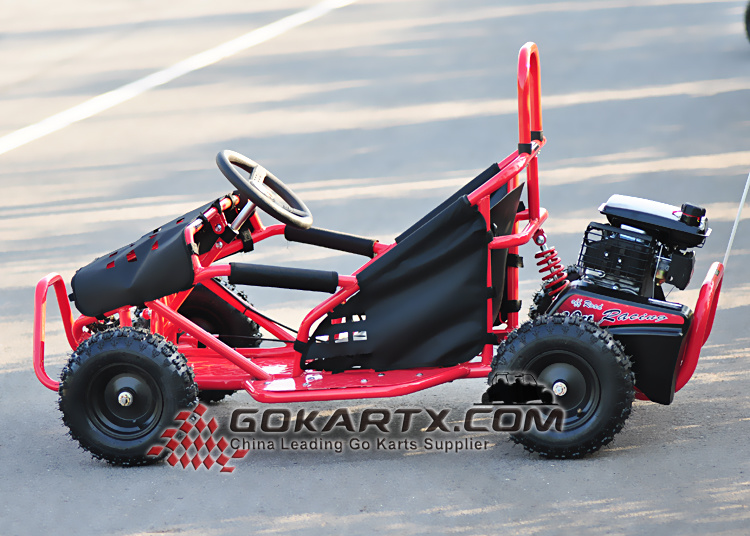 80cc 4 Stroke Gas Powered Kids Go Kart (Cocokart)