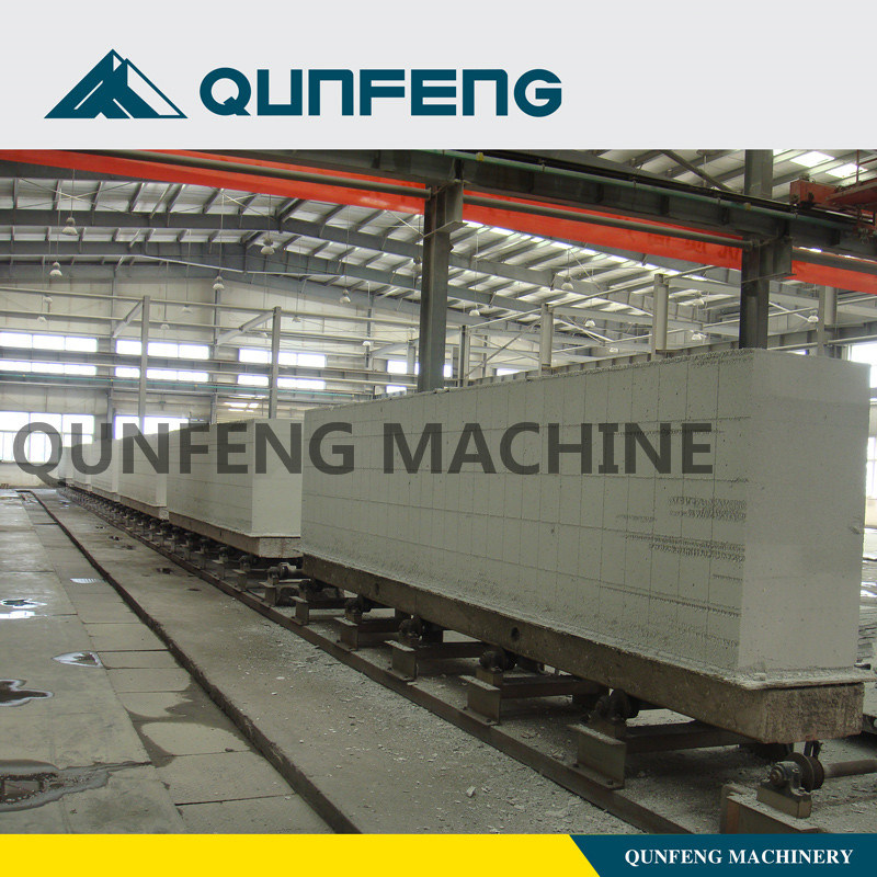 AAC Block Machine Line, AAC Block Production Line
