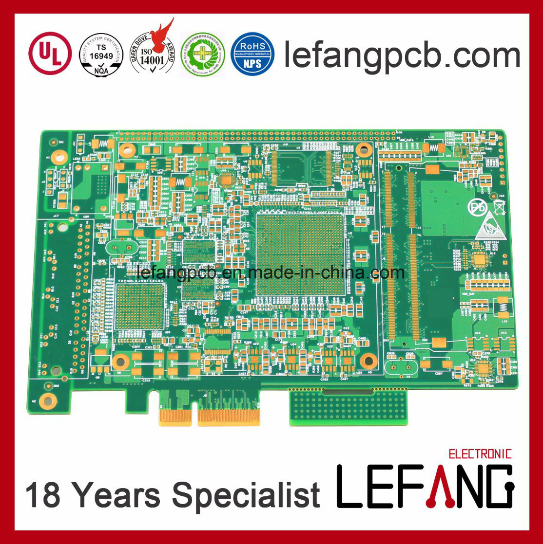 China Impedance Pcb Manufacturers Suppliers Made Fiberglass Circuit Board