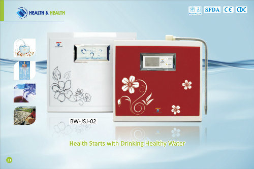 High Quality Water Ionizer with Home Usage China Supply pictures & photos