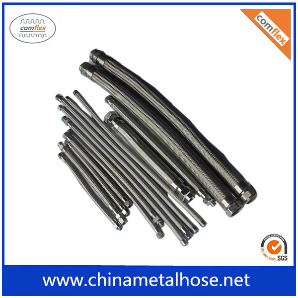 Stainless Corrugated Unbraided Flexible Hose pictures & photos