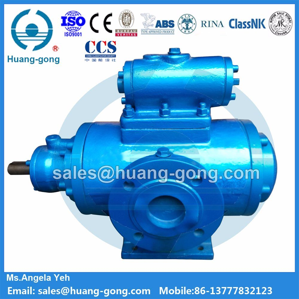 Triple Screw Pump for Oil Transfer