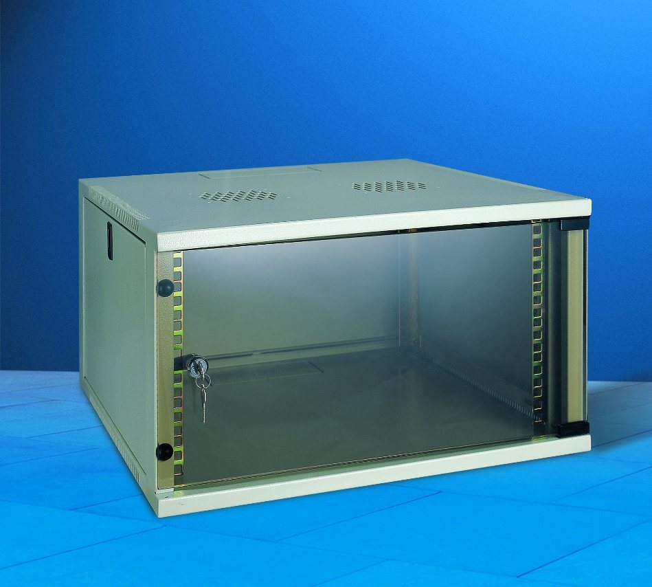 Wall Mounted Cabinet for Network Cable or Fiber Optical Cable
