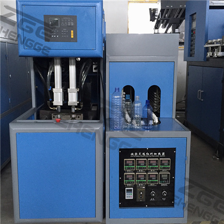 100ml-2L 1000bph Plastic Bottle Making Machine pictures & photos