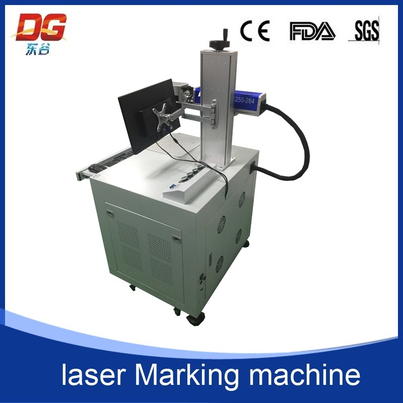 Cheap Fiber Laser Marking Machine with Good Service