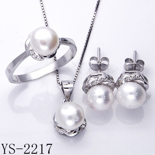 925 Silver Jewellery Set Factory Hotsale