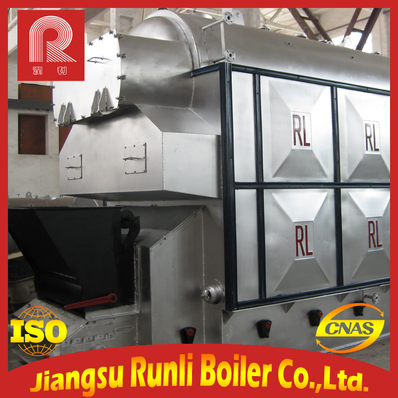 Low Pressure Natural Circulation Steam Furnace for Industry