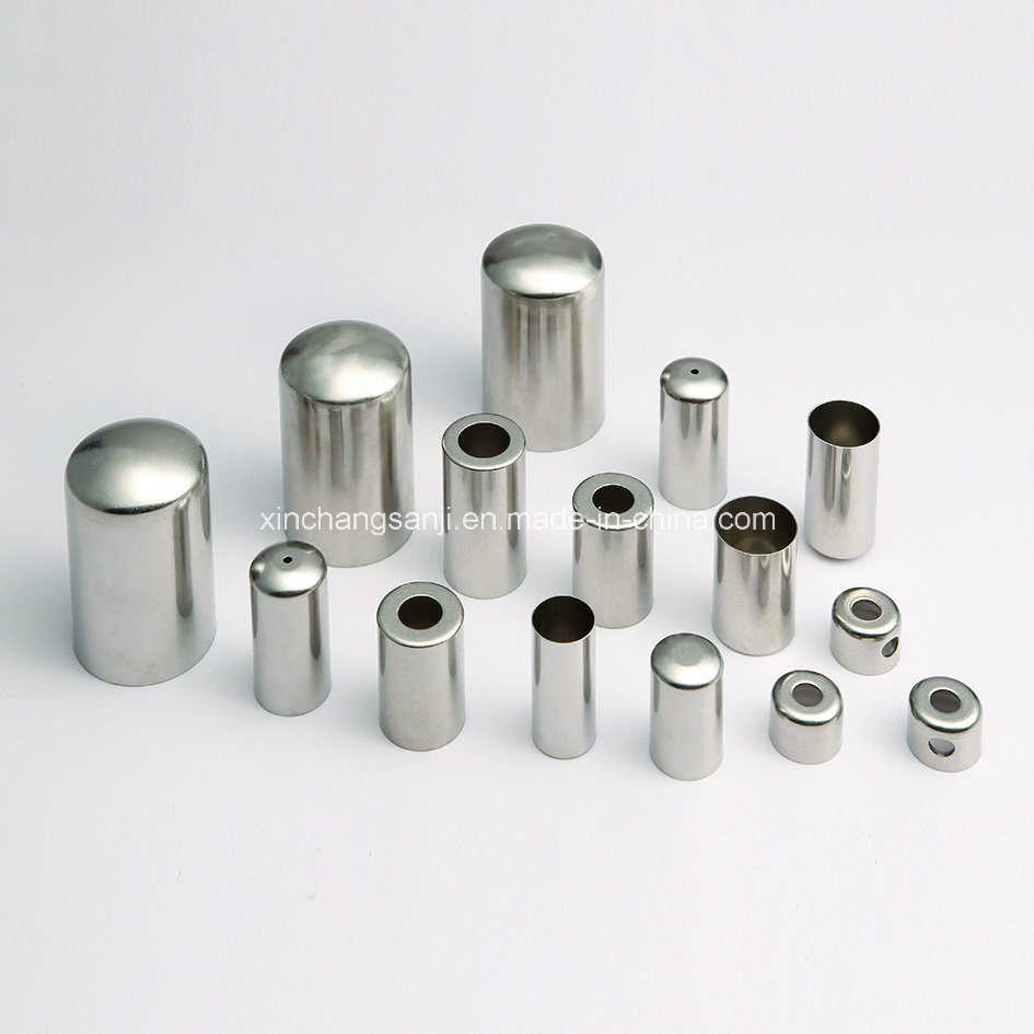 Stainless Steel Deep Drawing Sleeve for Electronic Expansion Valve pictures & photos