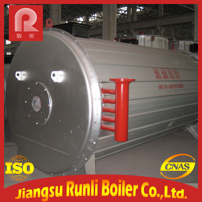 Yy (Q) W Herizontal Type Thermal Oil Heater