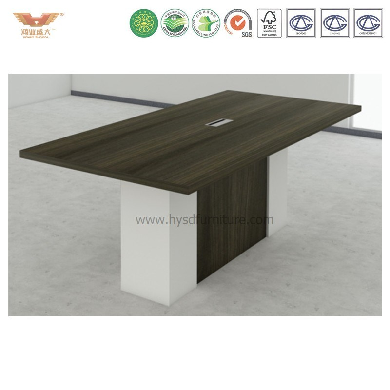 China Special Design Luxury Boardroom Corian Conference Table - Corian conference table