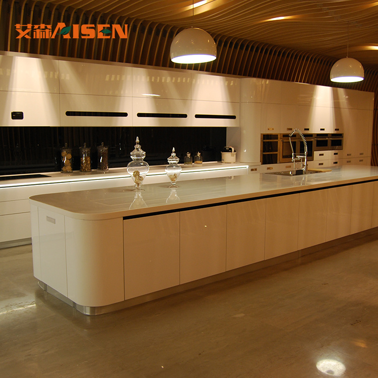 China Ready To Assemble Furniture Sample Modern Small Kitchen Bar Counter Cabinets Designs China Kitchen Cabinet High Gloss Kitchen Cabinet