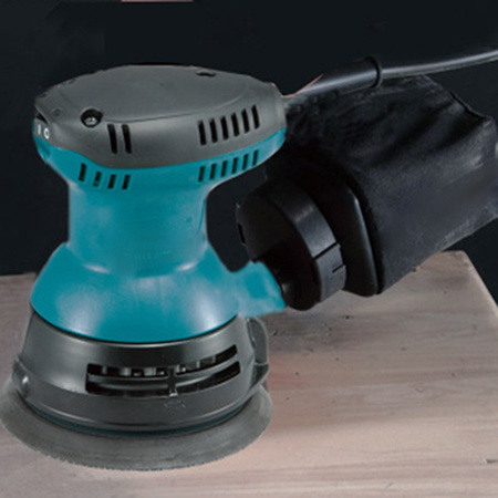 China Central Vacuum Electric Wet Sander Polisher