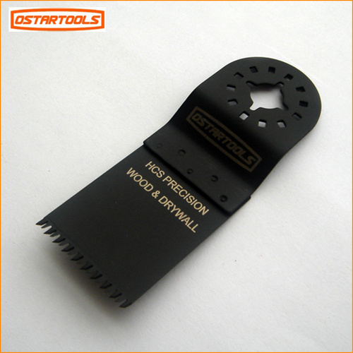 Hcs Wood Cut Japanese Tooth Power Tool Accessories Oscillating Saw Blade (1-3/8inch 34mm) pictures & photos
