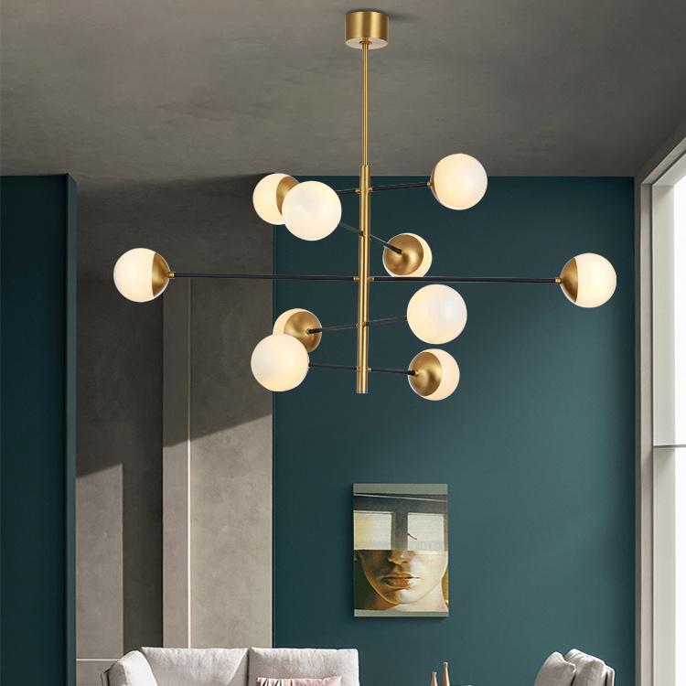 China European Design Creative Led Chandelier Light Home Decor Glass Pendant Lamps China Pendant Light Fixture Pendant Lighting
