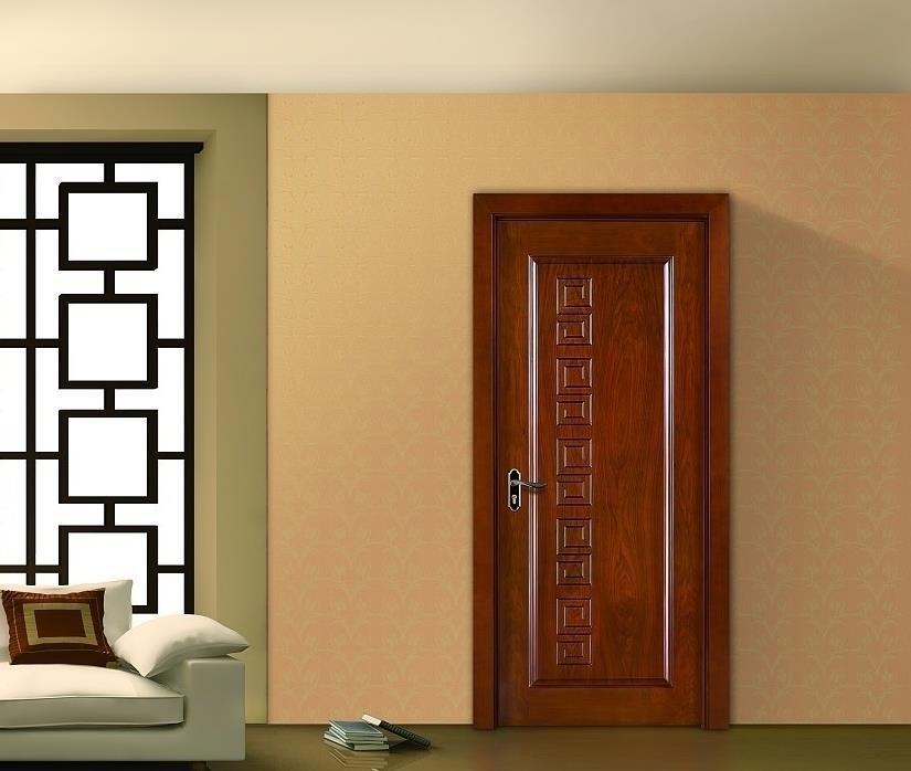 China Wood Furniture Swing Open Doors Interior Bedroom Doors China