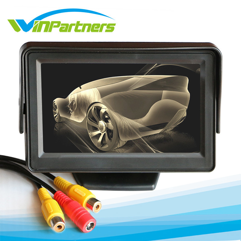 4.3inch/5inch Ondash with Parking Camera, Suit for Any Cars
