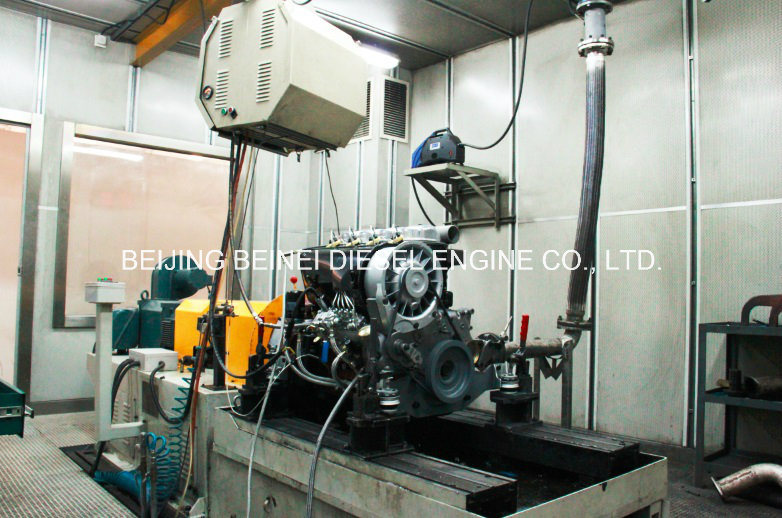 4 Stroke Air Cooled Diesel Engine/Motor F6l912 for Generator Set pictures & photos
