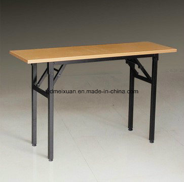 China Simple Folding Tables Set Long Training Table Office Table - Training table restaurant