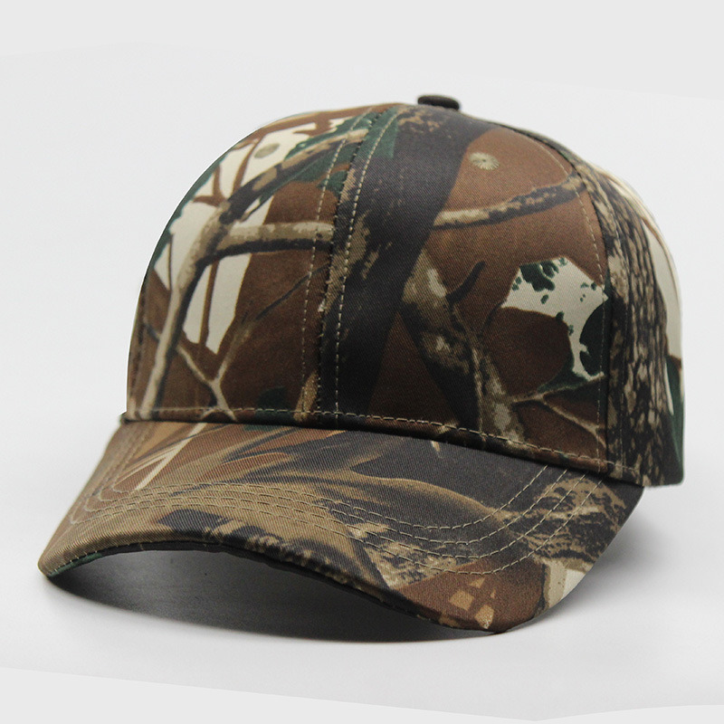 55cc658c51a94 China Wholesale Camo Military Army Forest Print Cap - China Sports ...