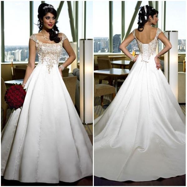 China Exotic Beautiful Unique Design Wedding Dress