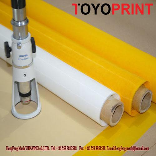 1 Meter White Silk Screen Printing Mesh 145CM Width 40T