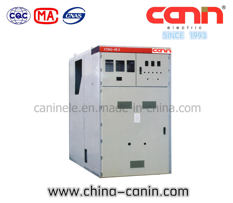 China Metal Clad Switchgear Kyn61 405 Enclosed Circuit Breaker Enclosure Switchboard