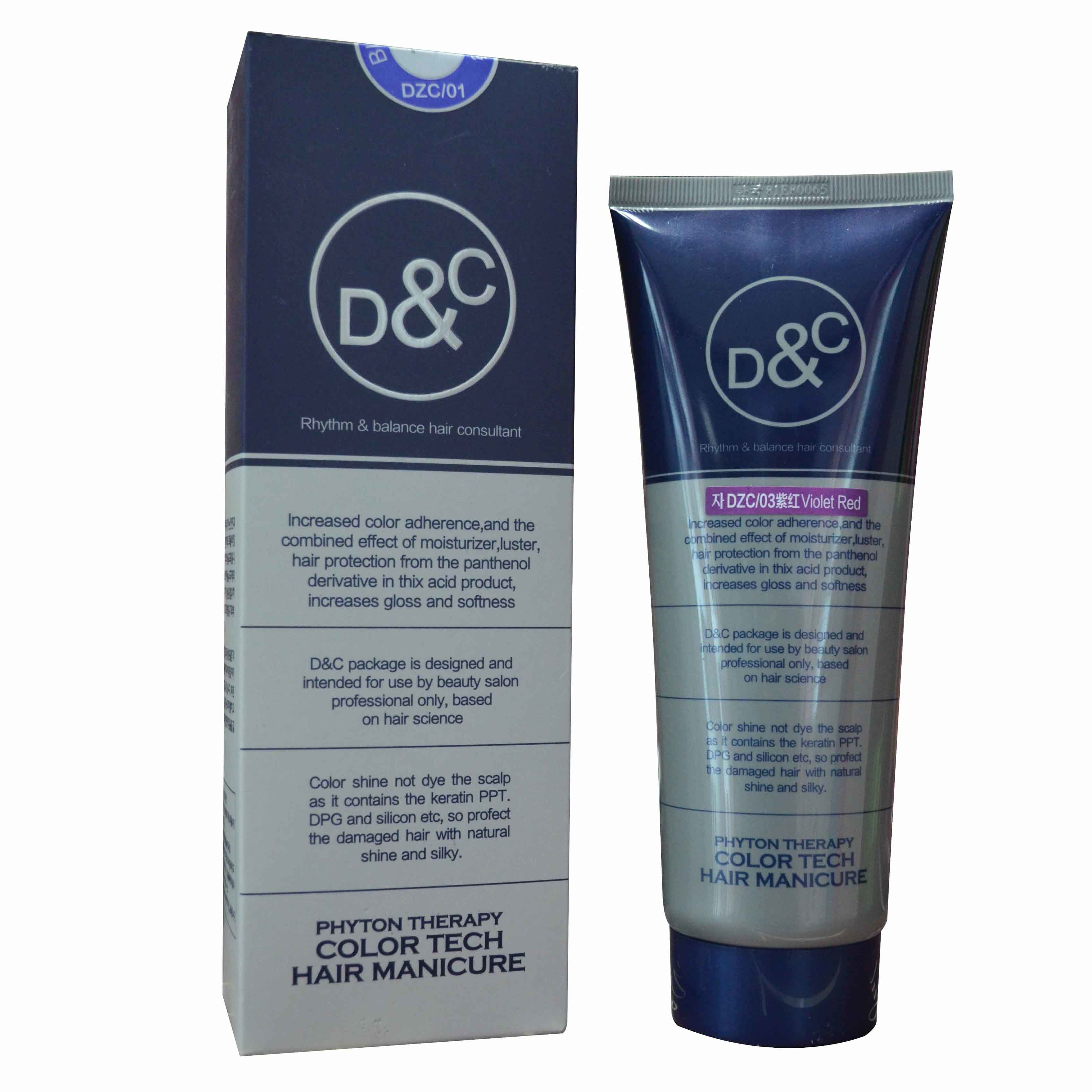 China D&C Hair Color Mask - China Color Cream, Hair Color Cream