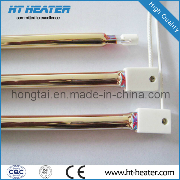 Golden Halogen Infrared Heating Element