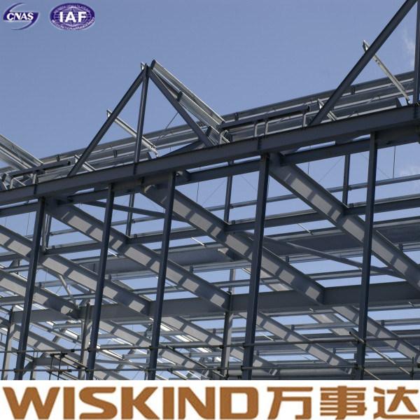 Prefab Structure Light Gauge Steel Framing Building Material