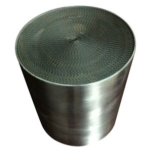 Metal Honeycomb Catalyst Substrate for Cars/Motorcycles