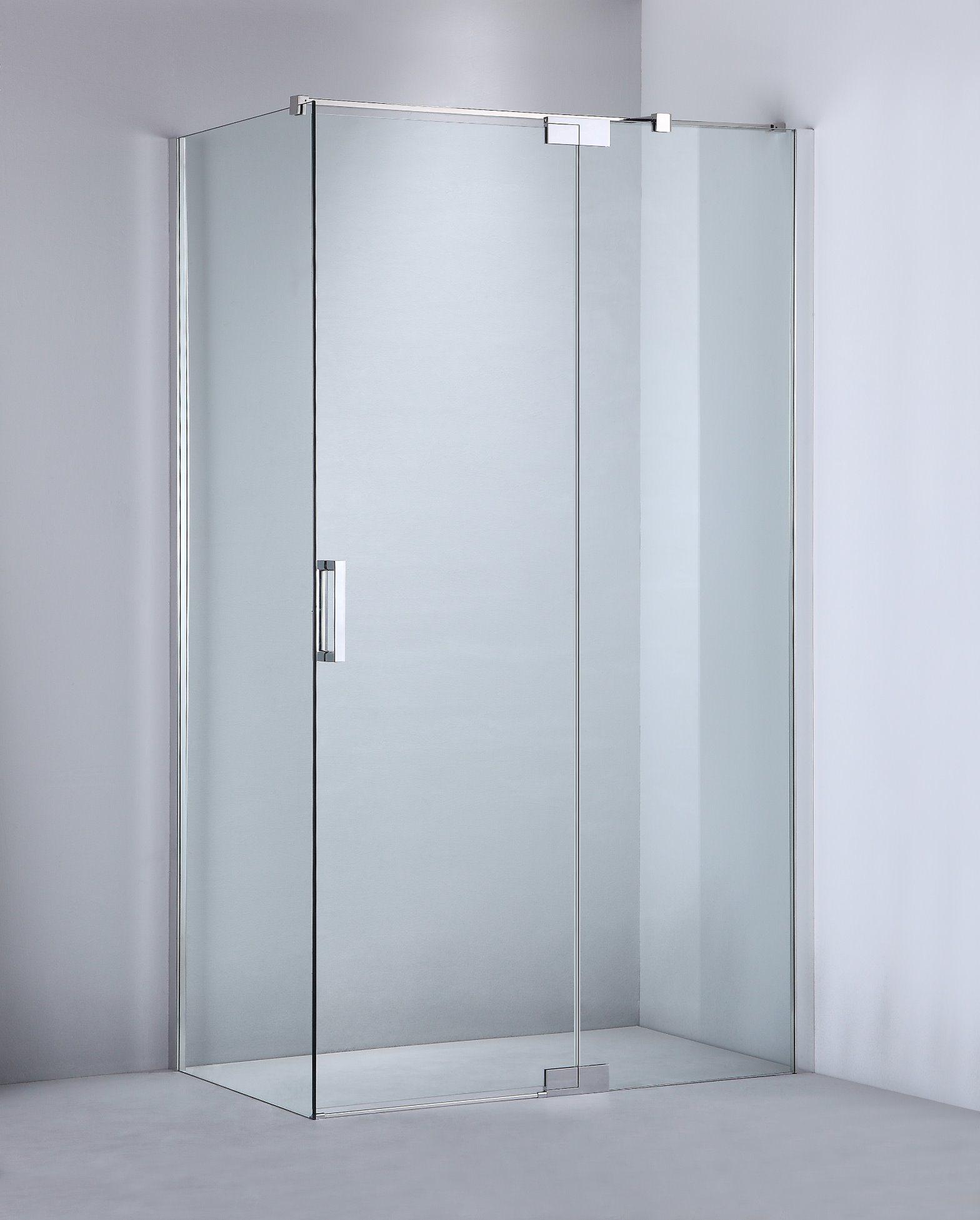 China Hinge Open Bath Shower Screen China Shower