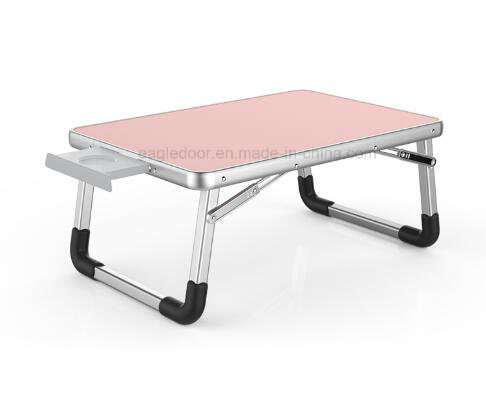 Laptop Bed Tray Lap Desk Foldable Portable Standing Breakfast Reading  Camping Tray Holder For Couch Floor Students Kids