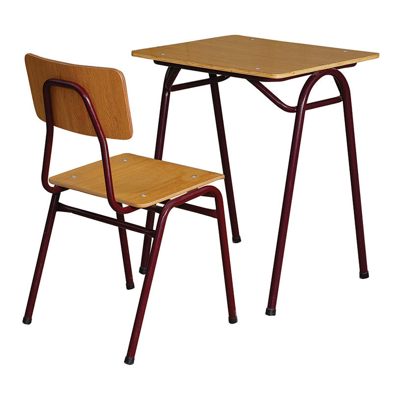 china standard size of school desk chair wooden school set new used