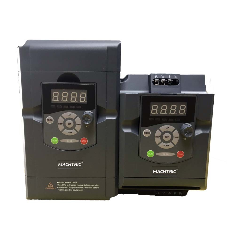 [Hot Item] Easy Spwm Control AC Drive 0 4kw VFD VSD Frequency Drive