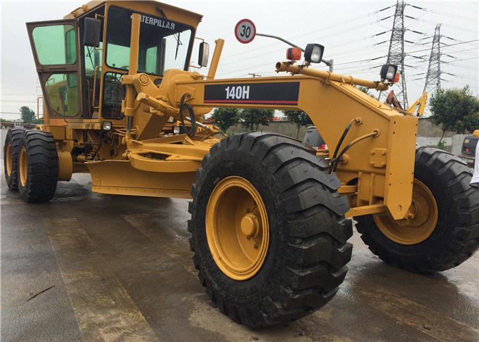 Used Caterpillar Cat 140 Motor Grader 140h 140g 14G Road Machinery