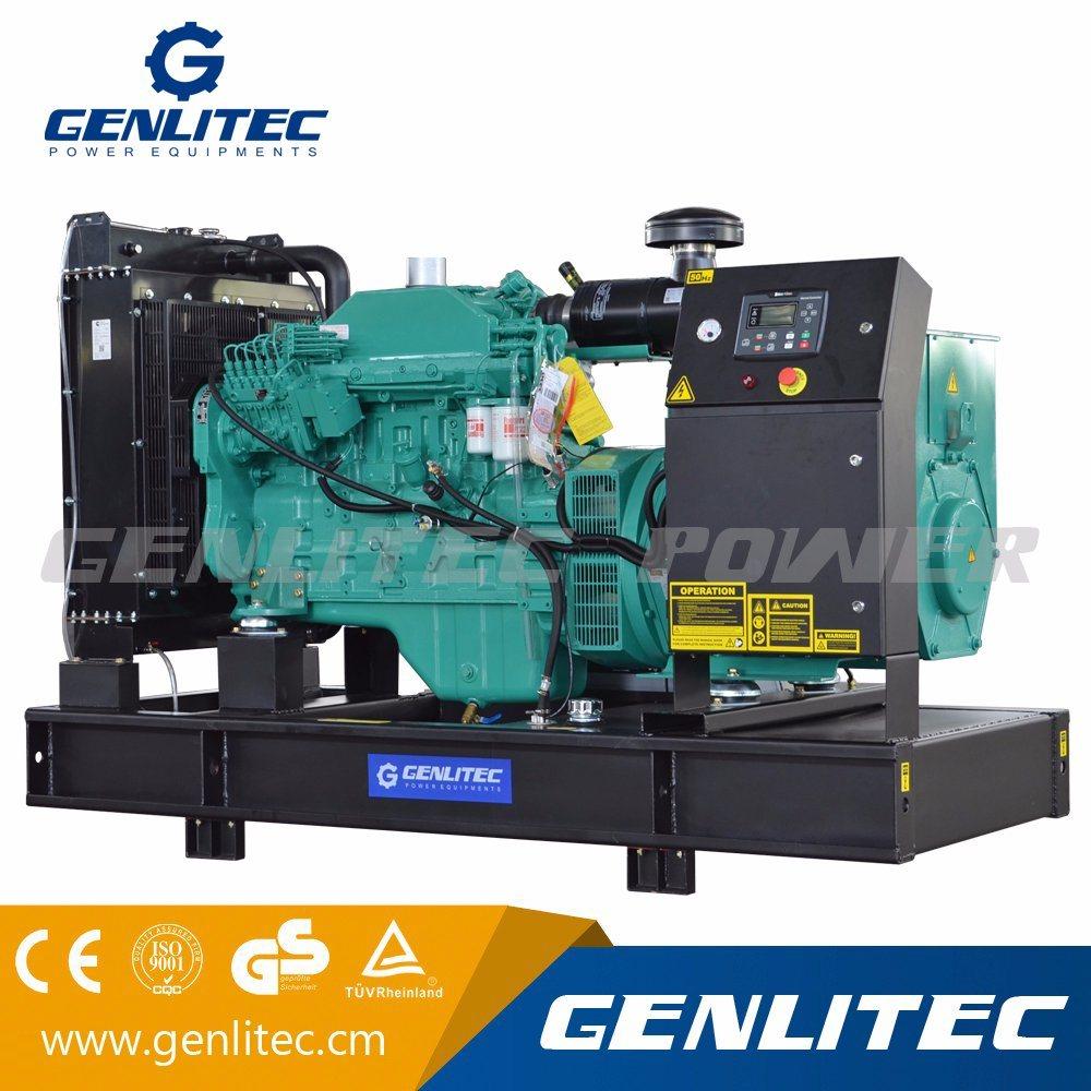 China Cummins 150kw Diesel Generator with Stamford Generator - China  Generator, Diesel Generator
