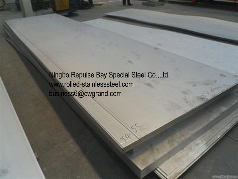China Stainless Steel Plates Used for Boiler Pressure Vessel (321 ...