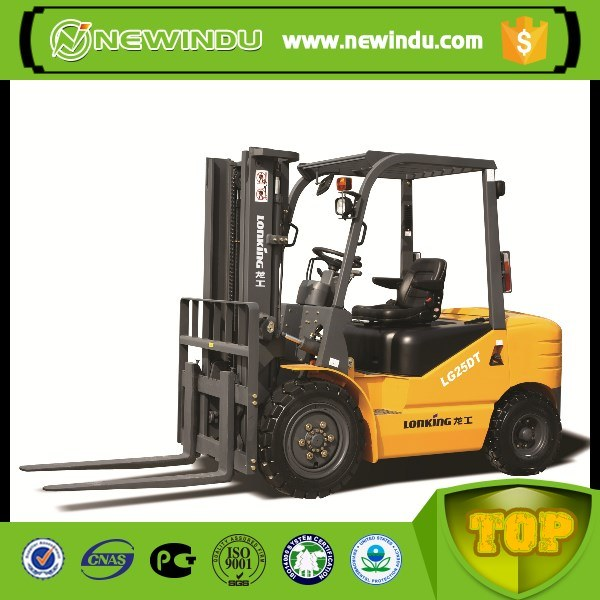[Hot Item] Lonking Fd30dt 3 Ton Forklift New Forklift Price
