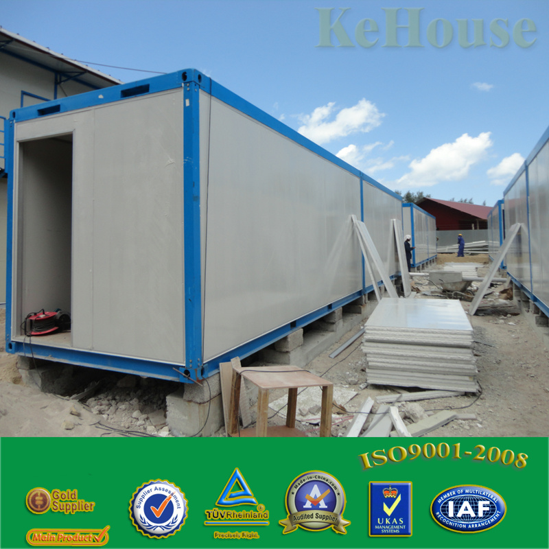 Economical Simple Container House with Windows and Doors & China Economical Simple Container House with Windows and Doors ...